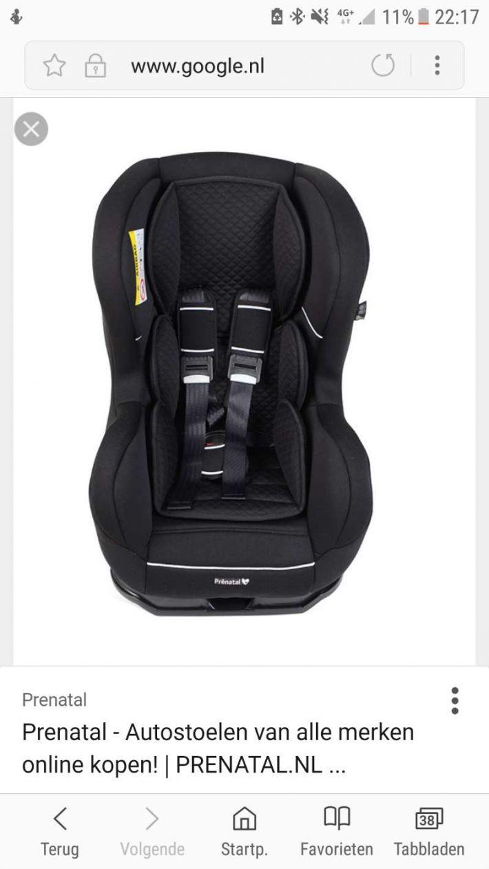 Eetstoel Baby Prenatal.Geen Isofix Maar Graag Achterwaarts Autostoel Help Babybytes