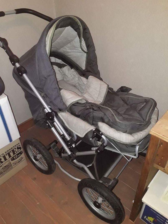 kinderwagen met of zonder maxi cosi babybytes. Black Bedroom Furniture Sets. Home Design Ideas