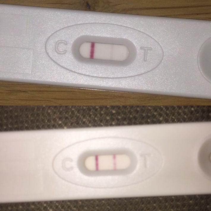 Positieve Test 6 Dagen Voor Nod Babybytes